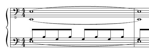 Octave clefs